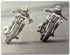 SAN JOSE MILE MOTORCYCLE FLATTRACK PROGRAM C CARR KEITH DAY BRIAN/KEVIN ATHERTON
