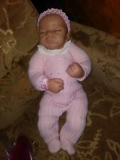 "Ashton Drake Realistic Baby Doll Emily ""WELCOME HOME BABY EMILY"""