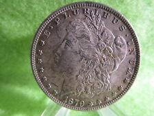 1879 MORGAN SILVER DOLLAR IN AU CONDITION