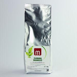 CLORURO MAGNESIO ESAIDRATO E511 KG 1 per uso alimentare - NO OGM