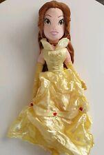 Disney Princess Beauty & the Beast Belle Plush Soft Stuffed Doll Toy 22'' 55 cm