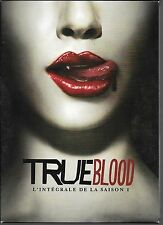 COFFRET 5 DVD ZONE 2--SERIE TV--TRUE BLOOD - INTEGRALE SAISON 1