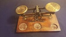 Vintage Balance Scale Approx. 3 high x 7 1/2 long SKU: 1004
