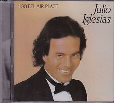 JULIO IGLESIAS - 1100 BEL AIR PLACE on CD - NEW -