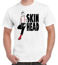 SKINHEAD MEN'S T-SHIRT - Oi Oi Skin Head Ska 2 Tone