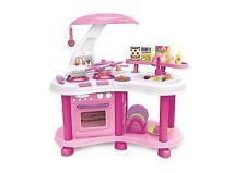 Vinsani Rosa aparatos de cocina alimentos Cocinar Gas Horno Juguete finja el juego conjunto