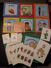 Learning Dynamics reading set, Kindergarten/Preschool, Like new, sing along CD