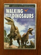 Walking With Dinosaurs DVD Region 4 New & Sealed