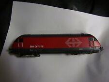 Marklin Red 39802 Engine Train HO Scale