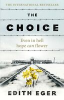 NEW The Choice by Edith Eger Paperback (Free Shipping)