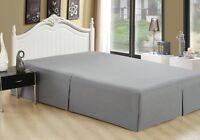 Bamboo Eco Friendly Egyptian Comfort Wrinkle Free Super Soft Bedding Bed Skirt