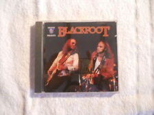 "Blackfoot ""King Biscuit Live"" 1998 cd  Southern Masters NEW"
