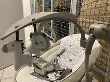 babyschaukel ingenuity Wippe Baby Grau,elektrisch