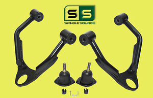 Upper Drop Alignment Control Arms For Drop Kit FITS 07- 16 Silverado Sierra 1500