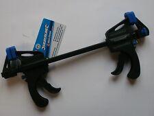 """Rapido morsetti 150mm Ratcheting bar morsetti 6"""" con pulsante di rilascio x 2 modello."""