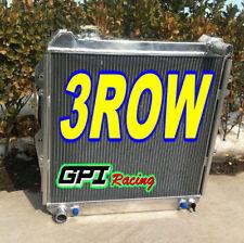 Aluminum Radiator For TOYOTA Pickup 4Runner 4WD 3.0L V6 1988-1995 94 93 3 Rows