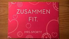 Mrs. Sporty - Gutschein Sport Fitness - 1 Monat