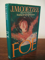 Foe J.M. Coetzee Nobel & Booker Prize 1st Edition Early Classic First Printing