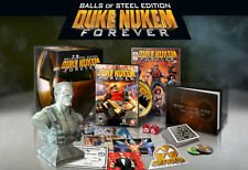Duke Nukem-Forever balls of steel LIMITED COLLECTORS EDITION PC