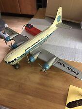 GAMA Flugzeug PAA PAN American Airways N1023V Blechspielzeug