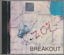 BREAKOUT - ZOL 1994 INTERSONUS TOP RARE OOP CD NALEPA KUBASINSKA POLSKA POLAND