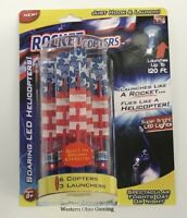 Rocket Copters NEW Soaring LED Helicopters