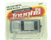 Vintage 1982 NOS Tootsietoy Toughs Die-Cast Silver X-ll Citation Car-Sealed 2050