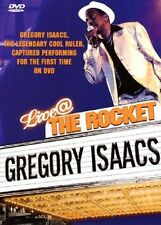 Gregory Isaacs - Live @ The Rocket New Factory Sealed DVD