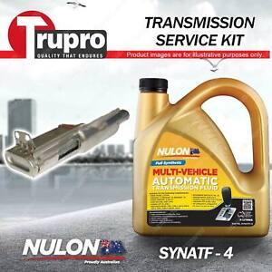 Nulon SYNATF Transmission Oil + Filter Service Kit for Honda Integra Coupe 1.8L