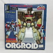 Takatoku Macross ORGUSS ORGROID DX 1/60 Scale Variable Kei Type US Seller USA