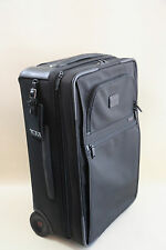 "Tumi Alpha 2  International Carry-On 22"" 22020  RETAIL $595 PLUS TAX"