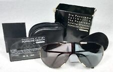CARRERA PORSCHE DESIGN Vintage Sunglasses Foldable Folding DGSL1599 5629 40 130