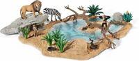 Schleich Watering Hole Toy Figure 4005086422582 42258 B00QVYZ5WM animal