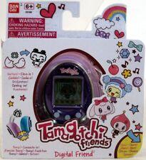 Bandai TAMAGOTCHI Digital Friends Wave 1 AMETHYST GEM Electric Pet 2014 purple