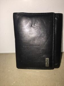 Levis Men's Black Wallet