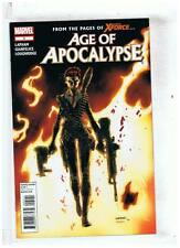 Marvel Comics Age Od Apocalypse #5 NM Sept 2012