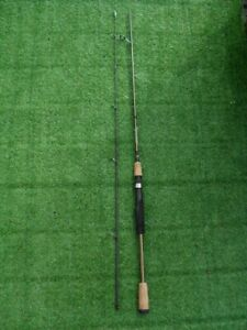 "Okuma Dead Ringer 6'1"" Spinning Lure Dropshot Fishing Rod - No Bag"