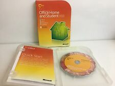 Microsoft Office Home and Student 2010 Family Pack