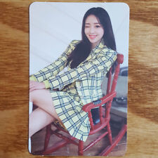 Monthly Girl LOOΠΔ No.13 Yves Official Photocard Kpop Genuine