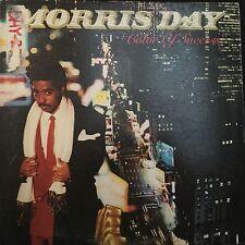MORRIS DAY COLOR OF SUCCESS LP PRINCE 1985 WARNER BROS 25320-1 dj promo