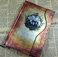 New Version Vintage Harry Potter diary planner notebook antique look yellow