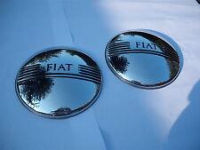 FIAT 1100 balilla / 1500 / 2300 / 2800 ... FUORISERIE  2 WHEEL CAPS fergat 400