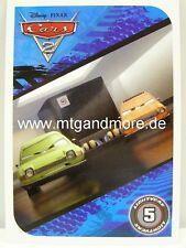 Cars 2 TCG - Motiv  Blau 5.4 - Common