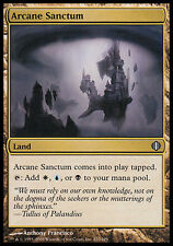 1x Arcane Sanctum Shards of Alara MtG Magic Land Uncommon 1 x1 Card Cards