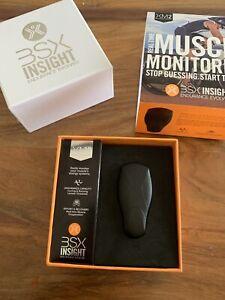 BSX Insight Lactate Threshold Sensor Monitor Training Cycling XC2 Medium Sleeve