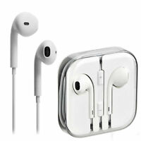 Earphones EarBuds For iPhone 4 5 6 Microphone and volume control