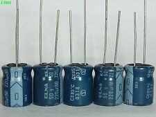 20pcs 50V220UF RE3 10X12.5  ELNA standard Electrolytic capacitor RE3-50V221MH3