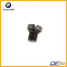 BMW 325i 325xi 330i 330xi Z4 328i Bleeder Screw with O-Ring for Cooling System