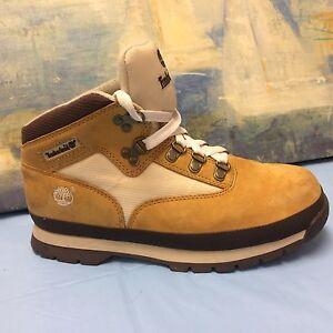 TIMBERLAND Classic Field Boots Wheat Men's Size 5 M