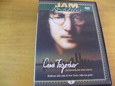 COME TOGETHER FOR JOHN LENNON DVD STONE TEMPLE PILOTS LOU REED CYNDI LAUPER